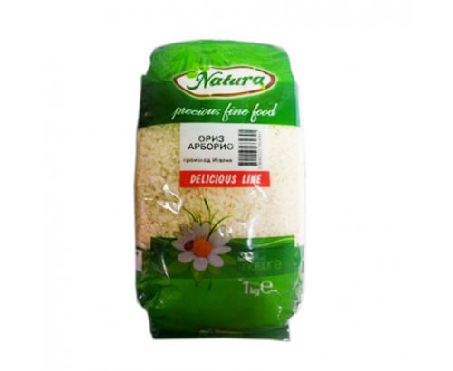 Ориз Натура 1кг Арборио