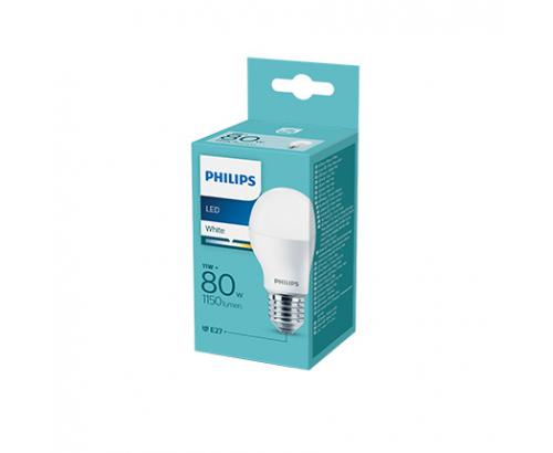 Лед крушка Филипс 11W=80W E27