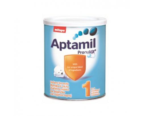 Адаптирано мляко Аптамил 400г 1