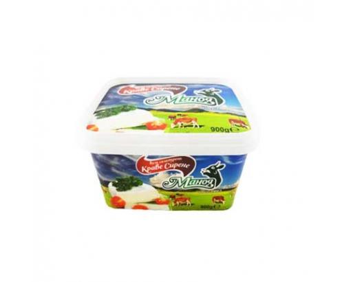 Краве сирене Маноя 900г Кутия
