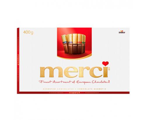 Шоколадови бонбони Мерси 400г