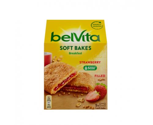 Бисквити Белвита Софт 250г Ягода