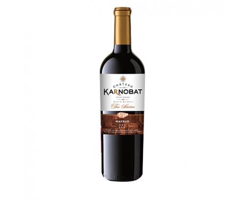 Вино Шато Карнобат 750мл Мавруд