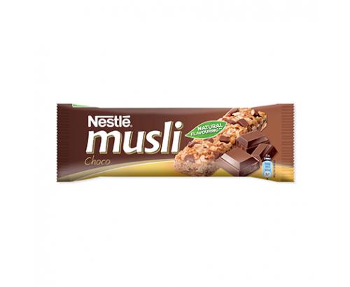 Зърнен десерт Нестле Мюсли 35г Шоколад