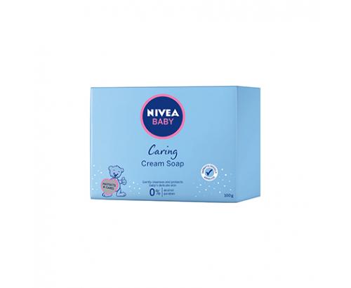 Бебешки сапун Нивеа 100г Подхранващ