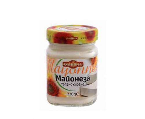 Майонеза Олинеза 230г Топено сирене