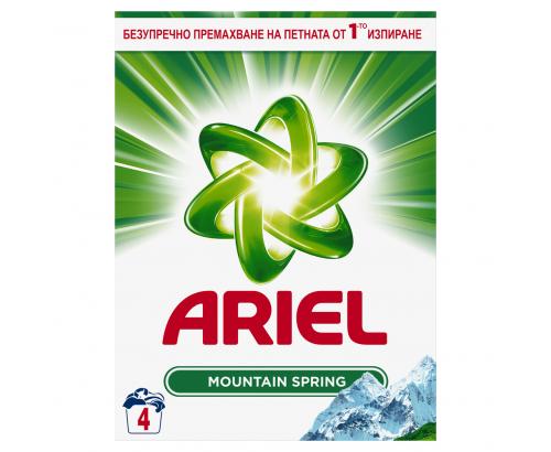 Прах за пране Ариел 260г Планинска пролет