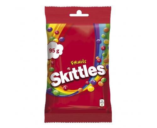 Бонбони Скитълс 95г Плодове