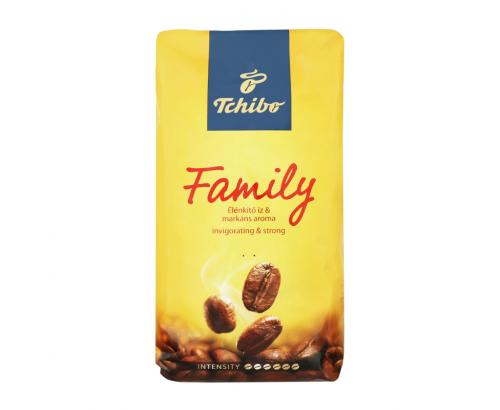 Кафе на зърна Тчибо Фемили 1кг