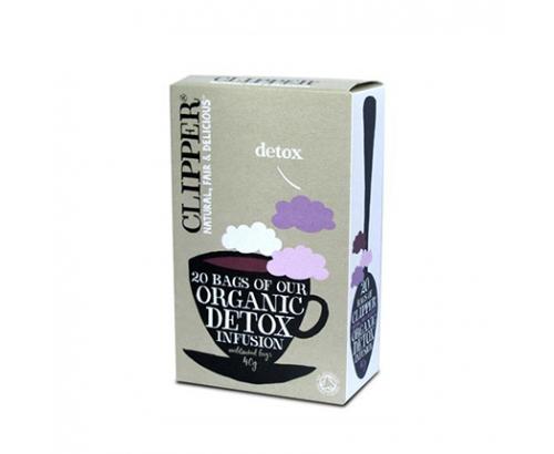 Био билкова смес за чай 20бр Детокс