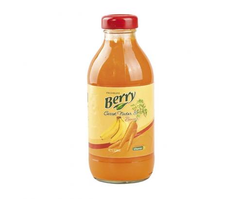 Сок Бери 330мл Морков и банан