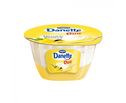 Десерт Данет 115г Ванилия