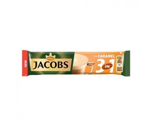 Кафе микс Якобс 3в1 16,9г Карамел