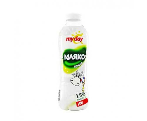 Прясно мляко Май Дей 1,5% 1л