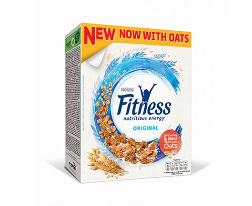Зърнена закуска Нестле Фитнес 250г