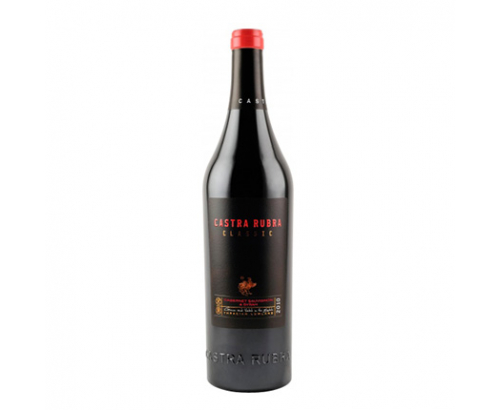 Вино Кастра Рубра 750мл Каберне Совиньон и Сира