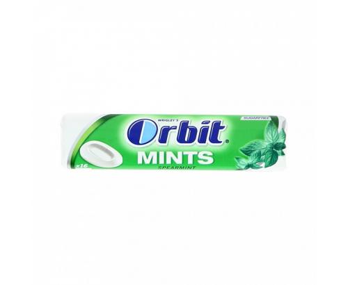 Бонбони Орбит 28г Фреш минт