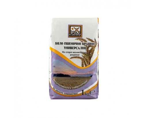 Пшенично брашно Млин 1кг Тип 650