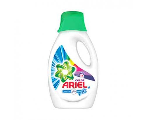 Гел за пране Ариел 935мл С ленор 2в1