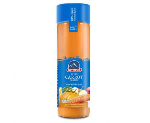 Натурален сок Олимпус 1л Морков