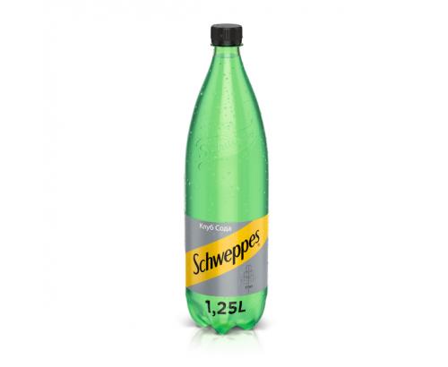 Сода Швепс 1,25л