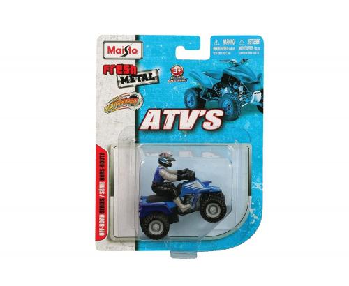ATV с моторист