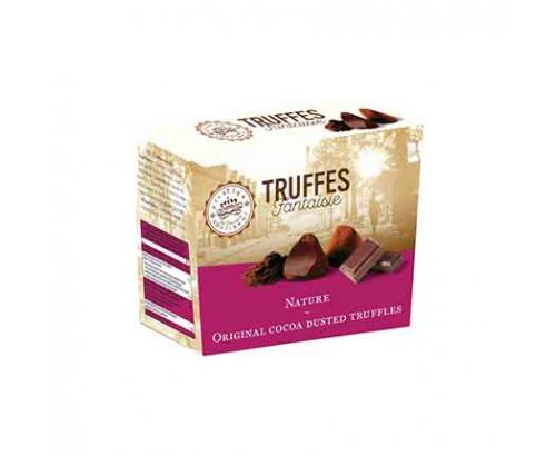 Шоколадови бонбони Трюфел Фенси 150г Натурални