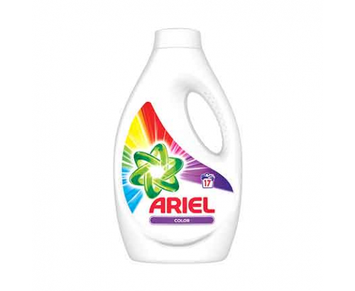 Гел за пране Ариел 935мл Цветно