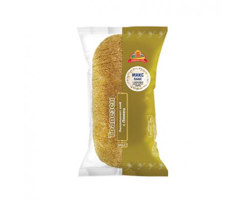 Хляб Добруджански Хляб С Лимец 500г