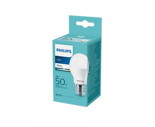 Лед крушка Филипс 7W=50W E27