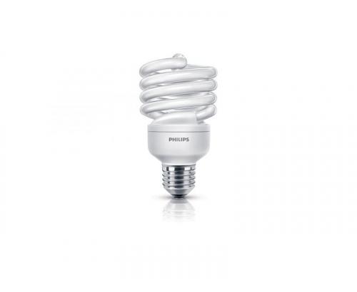 Луминисцентна крушка Филипс 23W=110W E27 Спирала