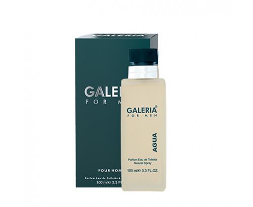 Тоалетна вода Галерия 100мл Аква за мъже