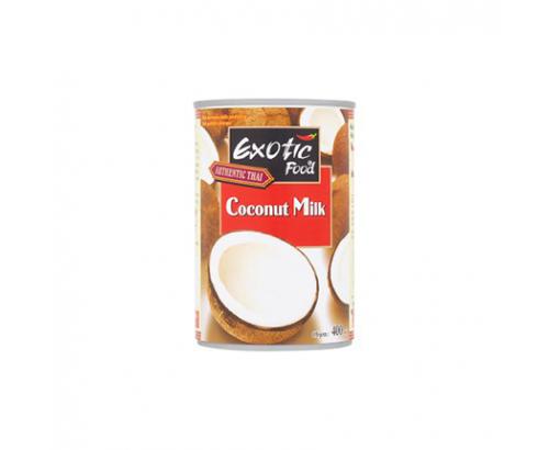 Кокосово мляко Екзотик Фууд 60% 400мл