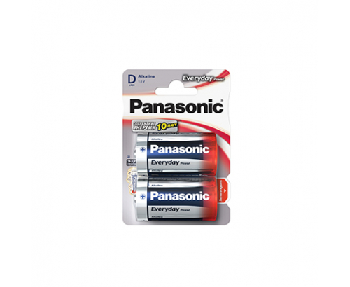 Батерии Панасоник R20R 2бр