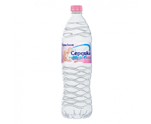 Трапезна вода Сердика 1,5л