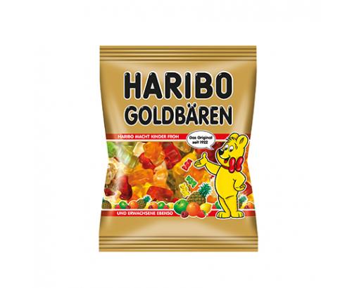 Желирани бонбони Харибо 200г Златни мечета