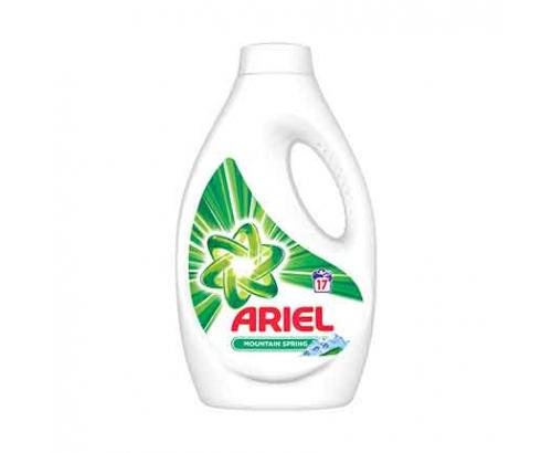 Гел за пране Ариел 935мл Планинска пролет
