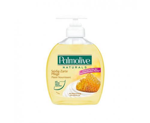 Течен сапун Палмолив 300мл Мед и мляко