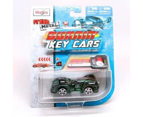 Кола изстрелвачка с ключ