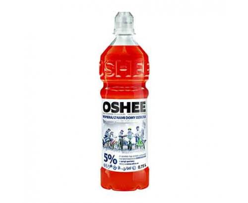 Изотонична напитка Оши 750мл Червен портокал