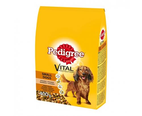 Храна за кучета Педигри 400г Суха Дребни Породи