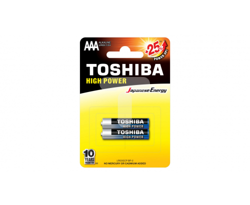Батерии Тошиба LR03 2бр