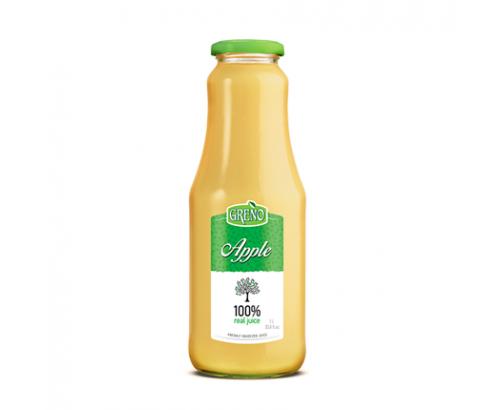 Натурален сок Грено 1л Ябълка