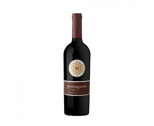 Вино Пентаграм 750мл Пино Ноар