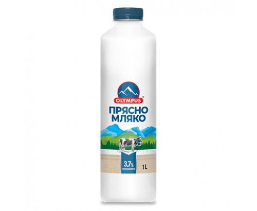 Прясно мляко Олимпус 3,7% 1л