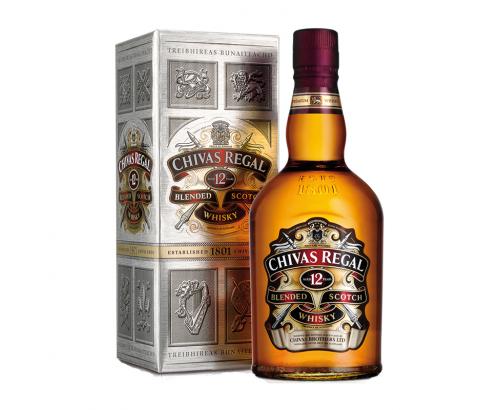 Уиски Чивас Регал 700мл 12г