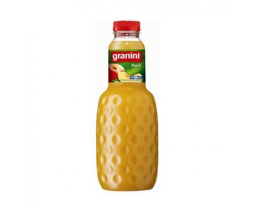 Натурален сок Гранини 1л Праскова