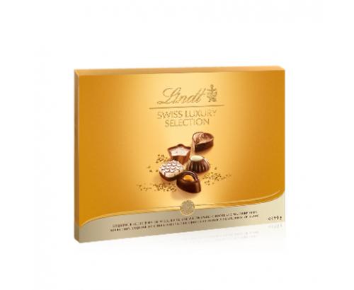 Шоколадови бонбони Линдт Суис Лъгжари 230г
