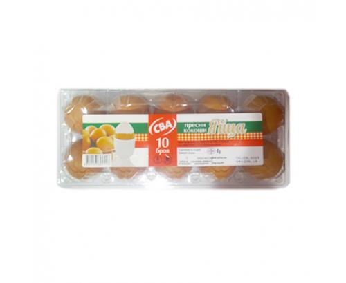 Яйца СВА 10бр М