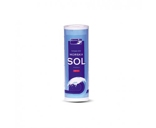 Морска сол 250г Йодирана в солница